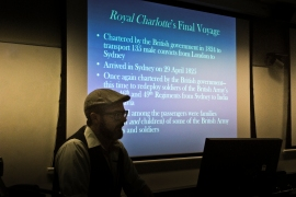 James Hunter: Maritime Archaeology