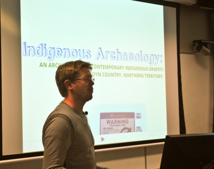 Jordan Ralph: Indigenous Archaeology