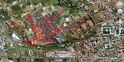 Pompeii Trek